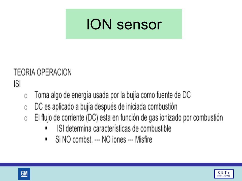 ION sensor