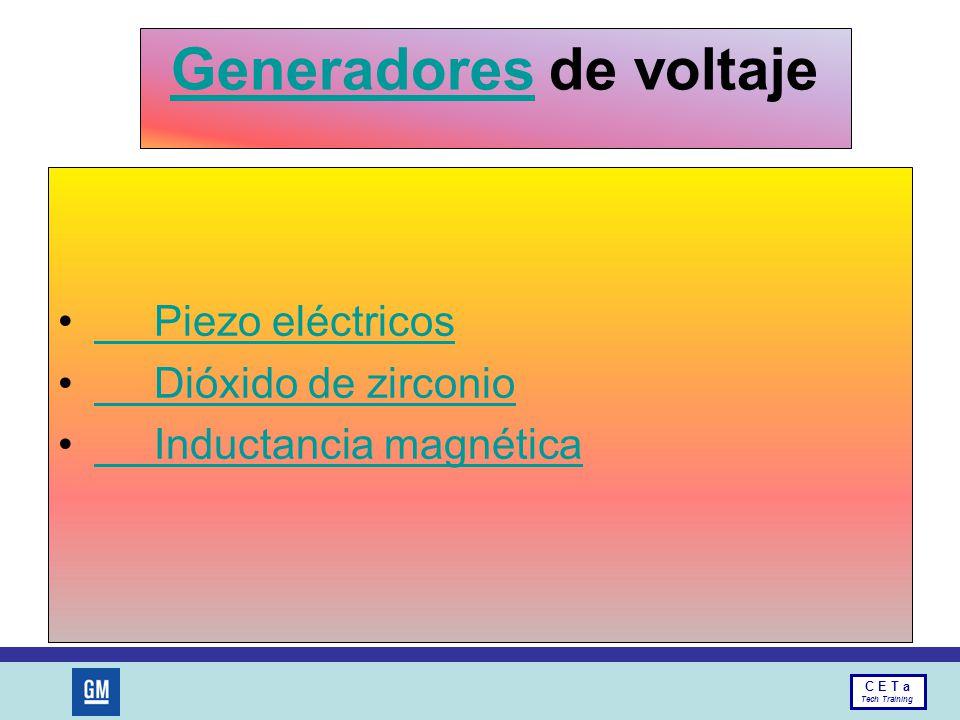 Generadores de voltaje