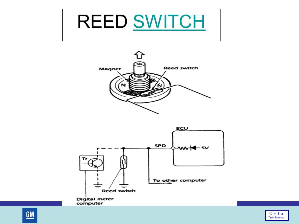 REED SWITCH