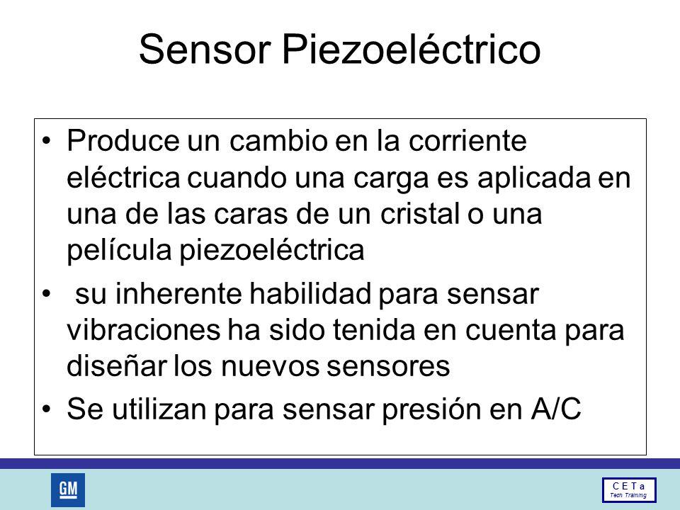 Sensor Piezoeléctrico