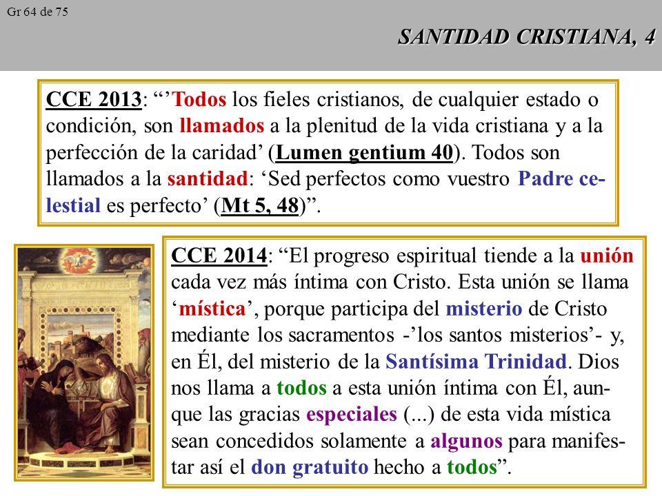 CCE 2013: 'Todos los fieles cristianos, de cualquier estado o