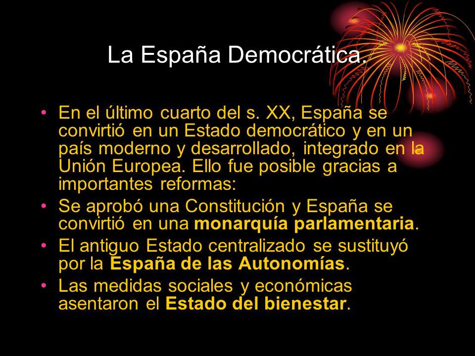 La España Democrática.