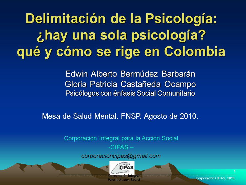 Delimitación de la Psicología: ¿hay una sola psicología
