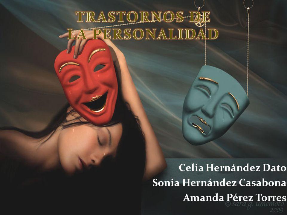 Celia Hernández Dato Sonia Hernández Casabona Amanda Pérez Torres