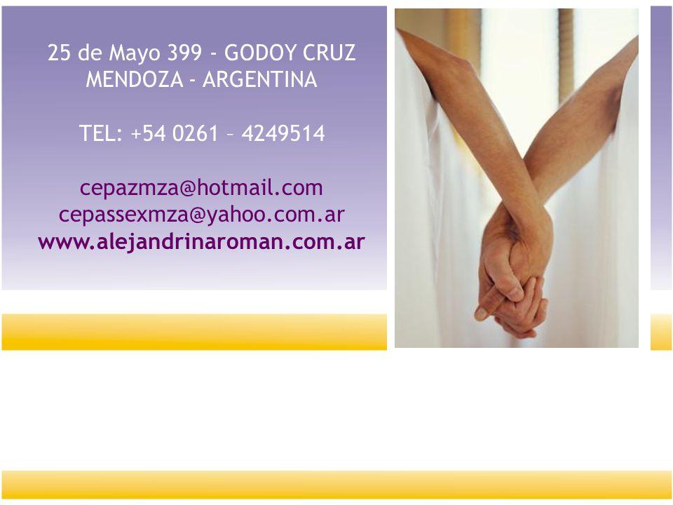 25 de Mayo 399 - GODOY CRUZ MENDOZA - ARGENTINA
