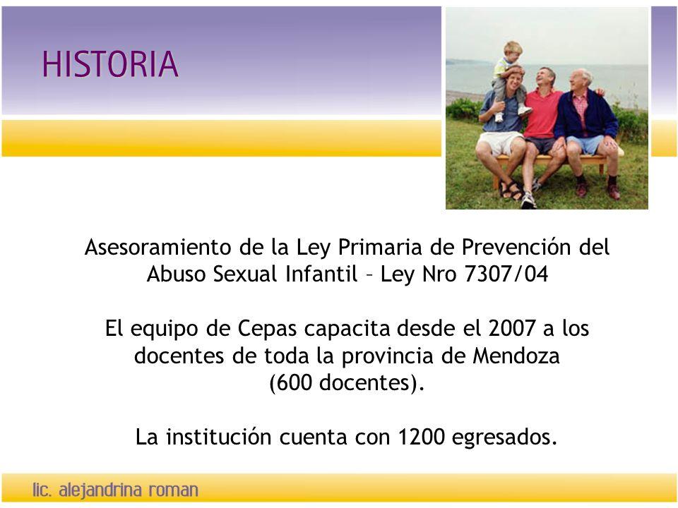 La institución cuenta con 1200 egresados.
