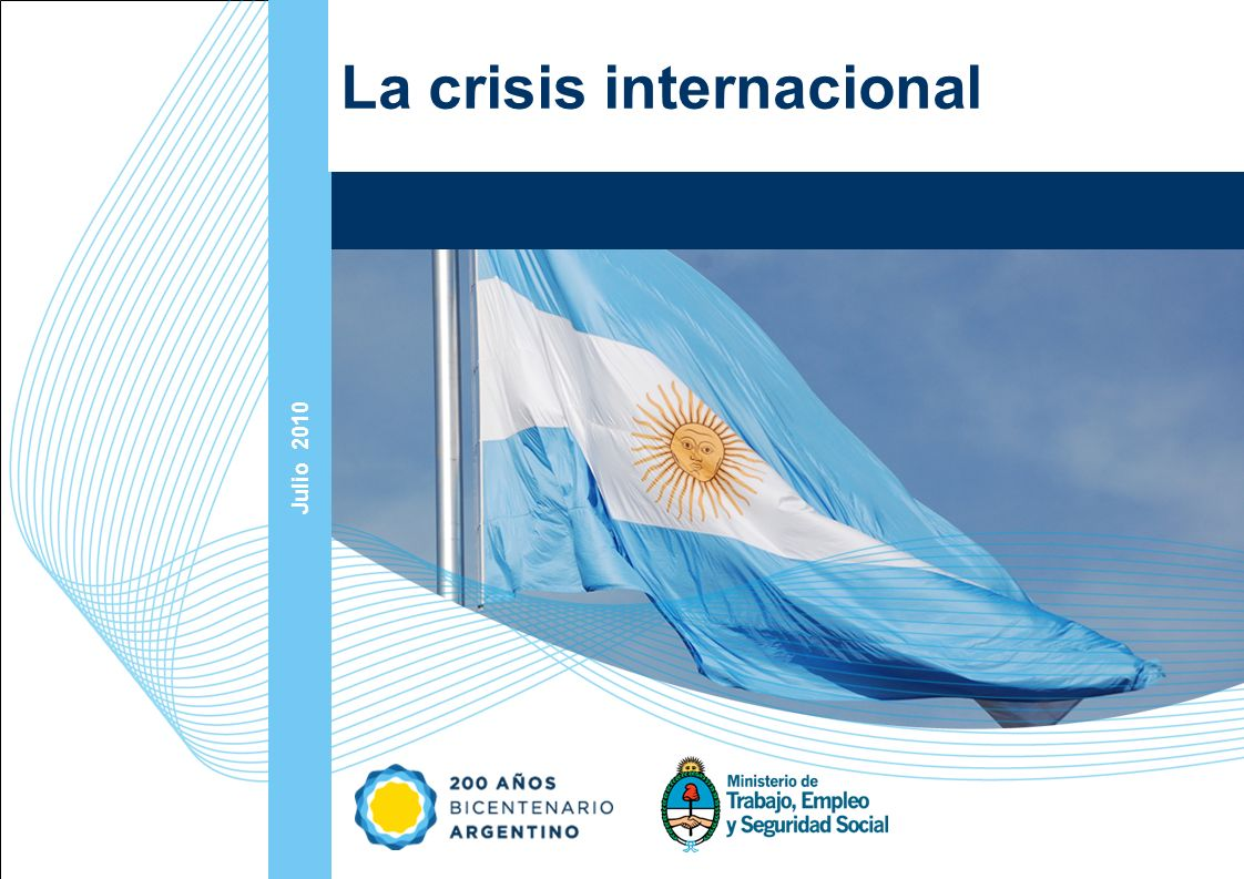 La crisis internacional