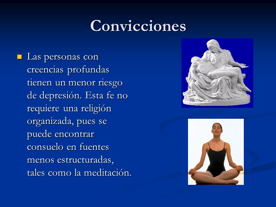 Convicciones