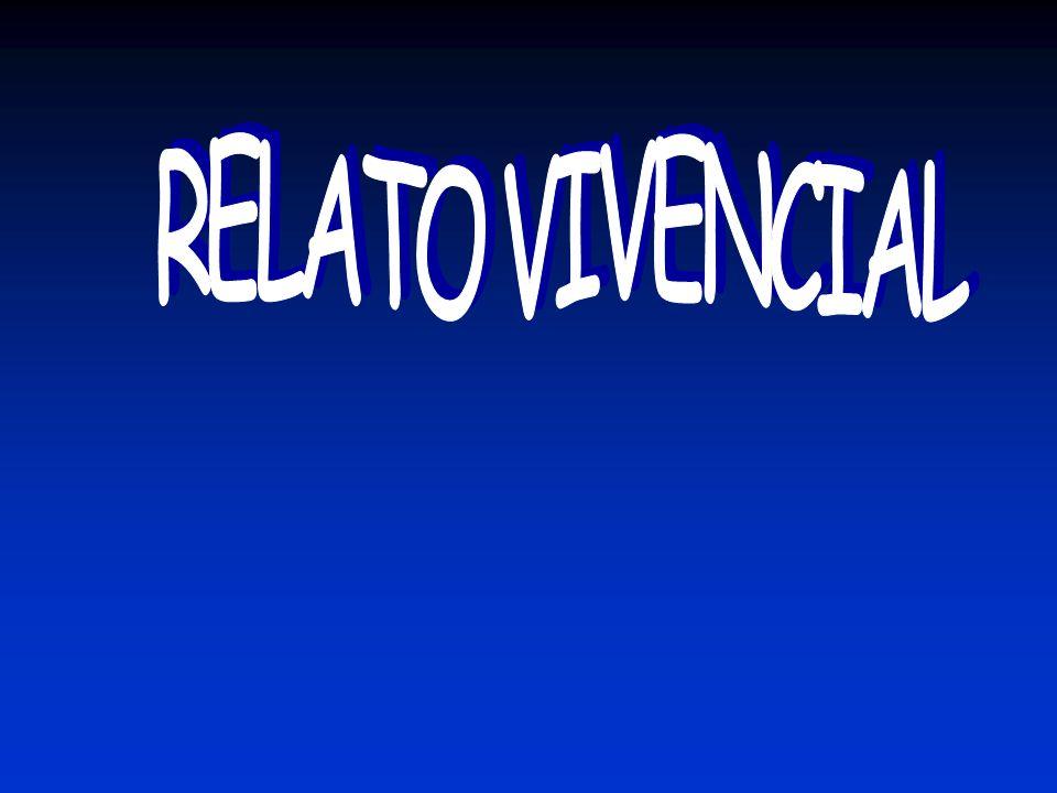 RELATO VIVENCIAL