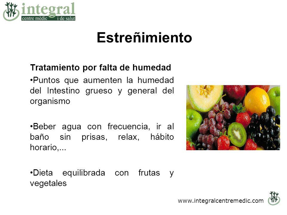 Josep m charles fisioterapeuta acupuntor ppt descargar - Frutas para ir al bano ...