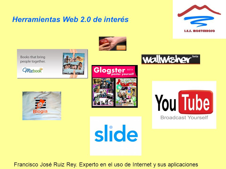 Herramientas Web 2.0 de interés