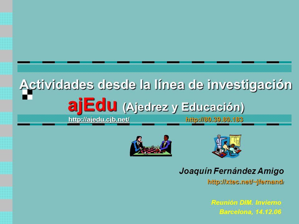 Joaquín Fernández Amigo http://xtec.net/~jfernand/