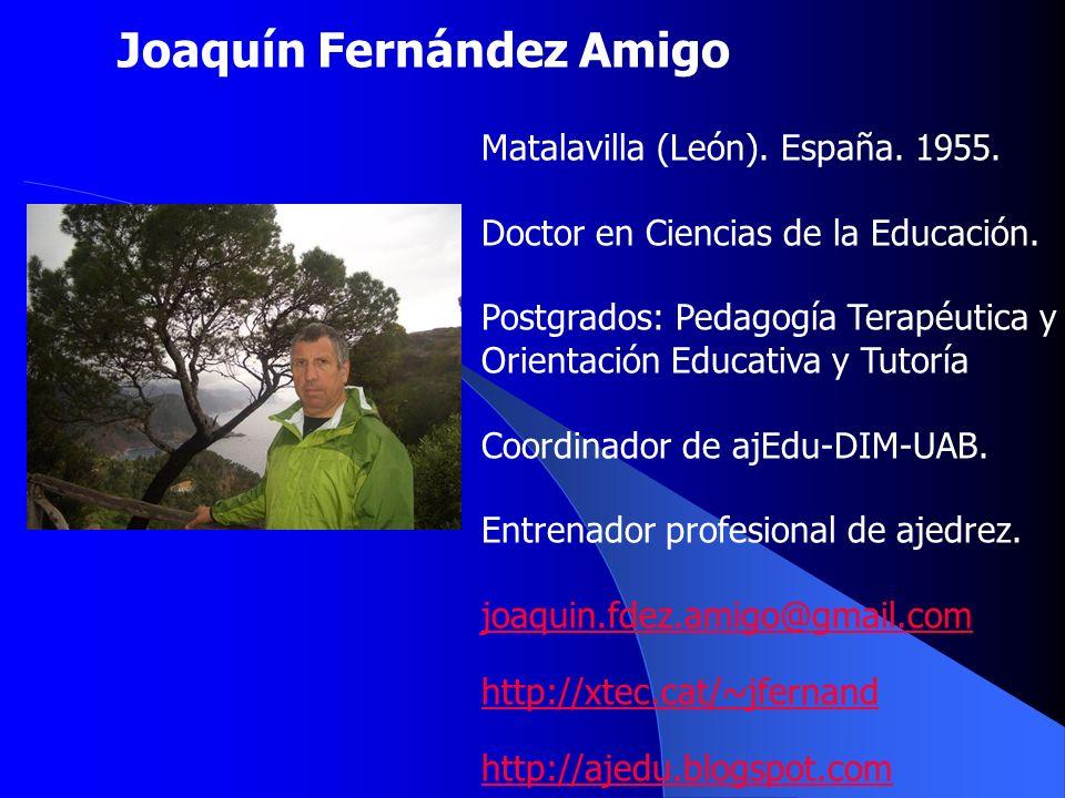 Joaquín Fernández Amigo