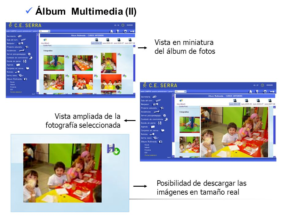  Álbum Multimedia (II)