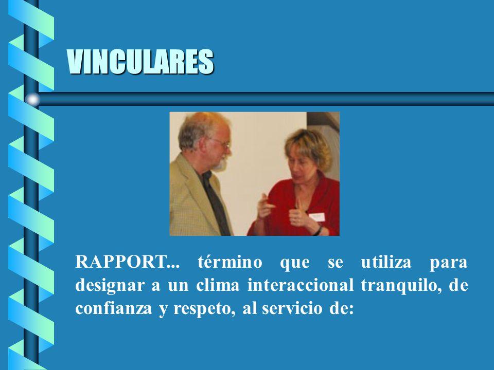 VINCULARES RAPPORT...