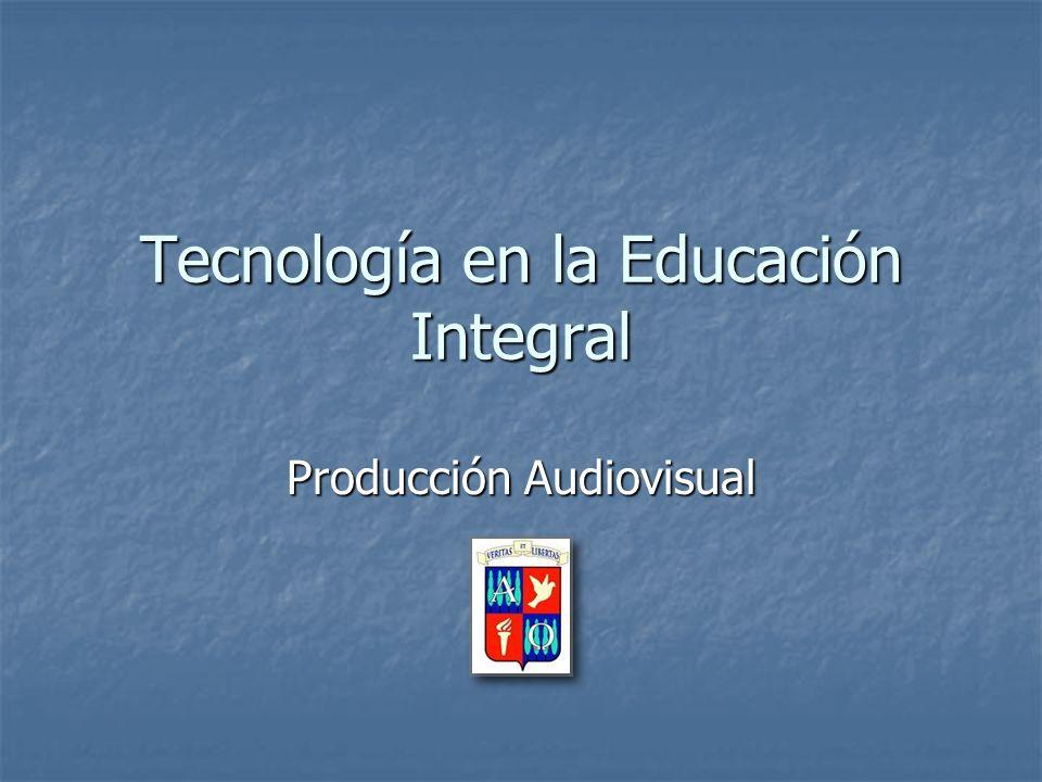 Tecnología en la Educación Integral
