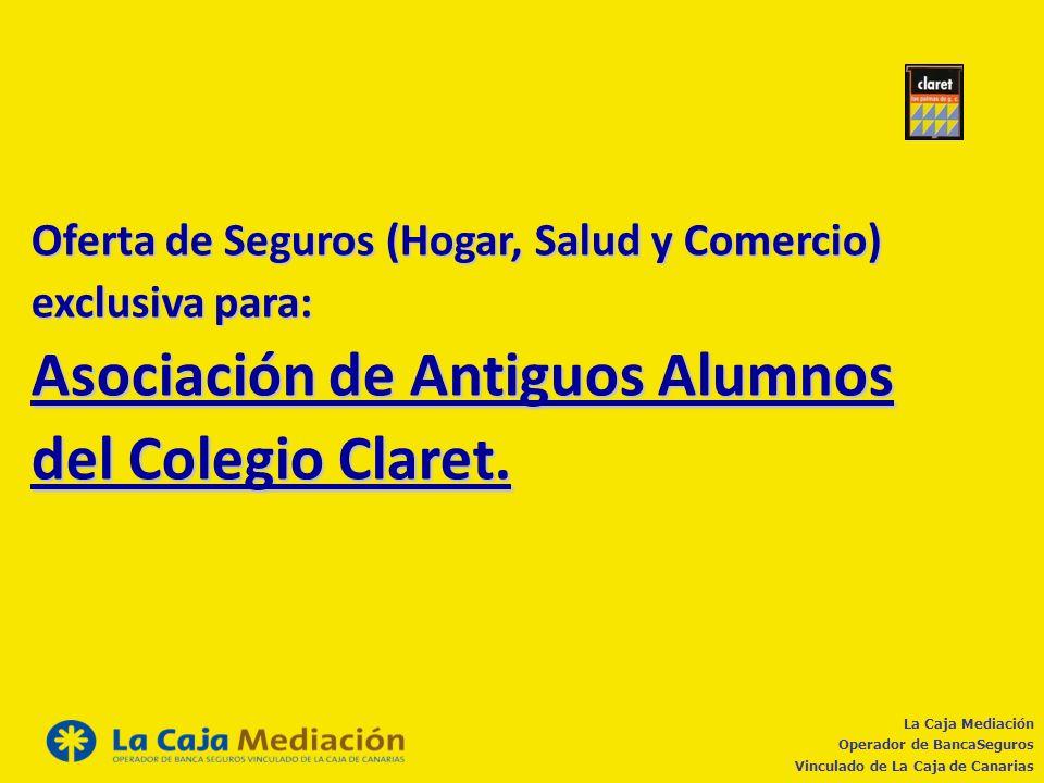 Asociación de Antiguos Alumnos del Colegio Claret.