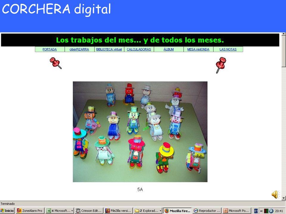 CORCHERA digital CORCHERA digital: