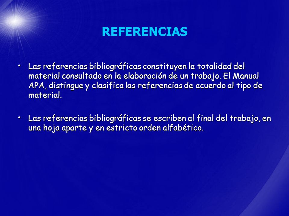 REFERENCIAS