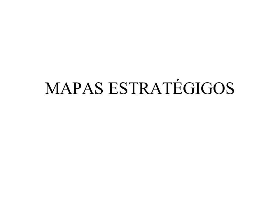MAPAS ESTRATÉGIGOS