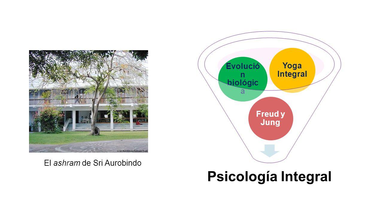 Psicología Integral Yoga Integral Evolución biológica Freud y Jung