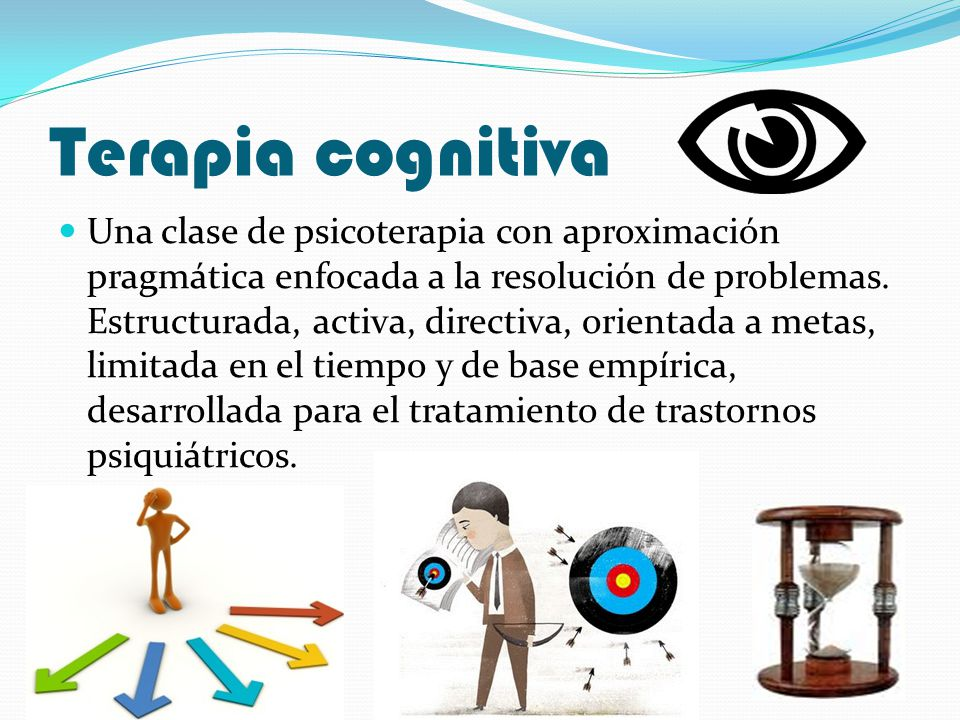 Terapia cognitiva
