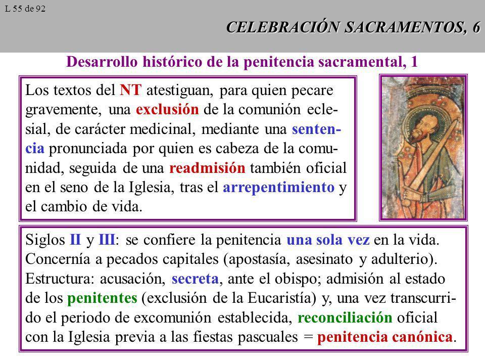 CELEBRACIÓN SACRAMENTOS, 6
