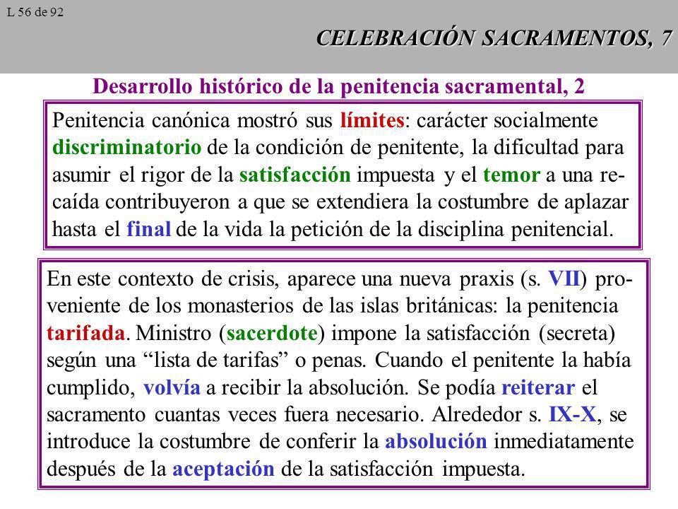 CELEBRACIÓN SACRAMENTOS, 7