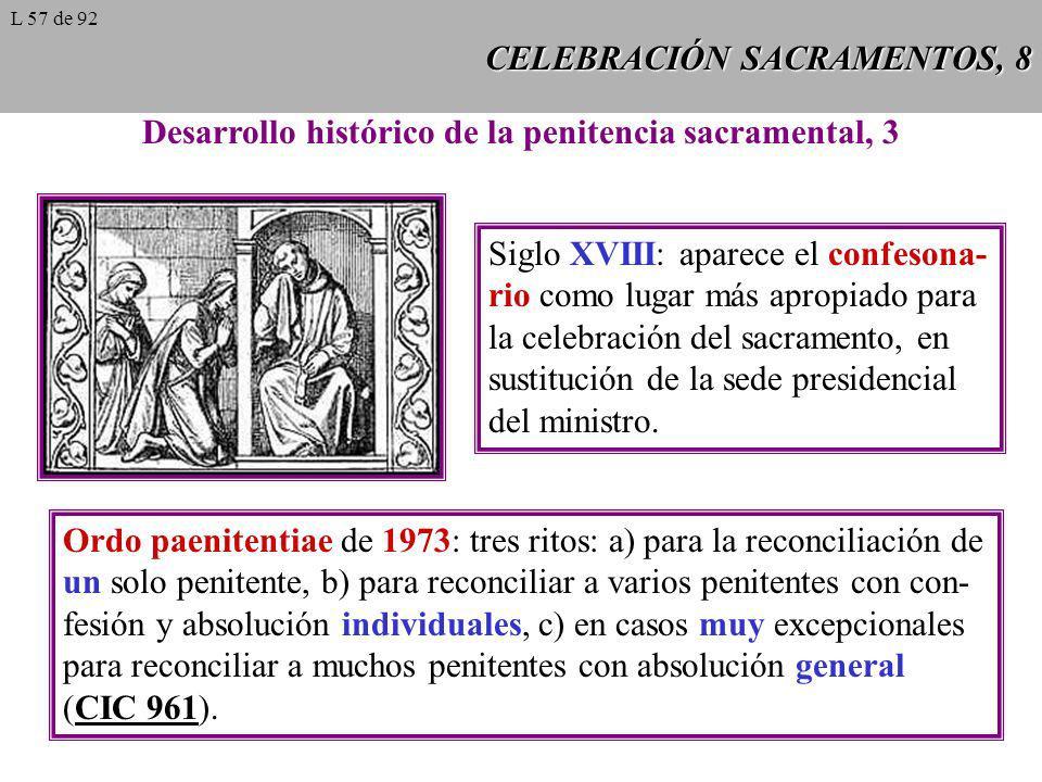 CELEBRACIÓN SACRAMENTOS, 8