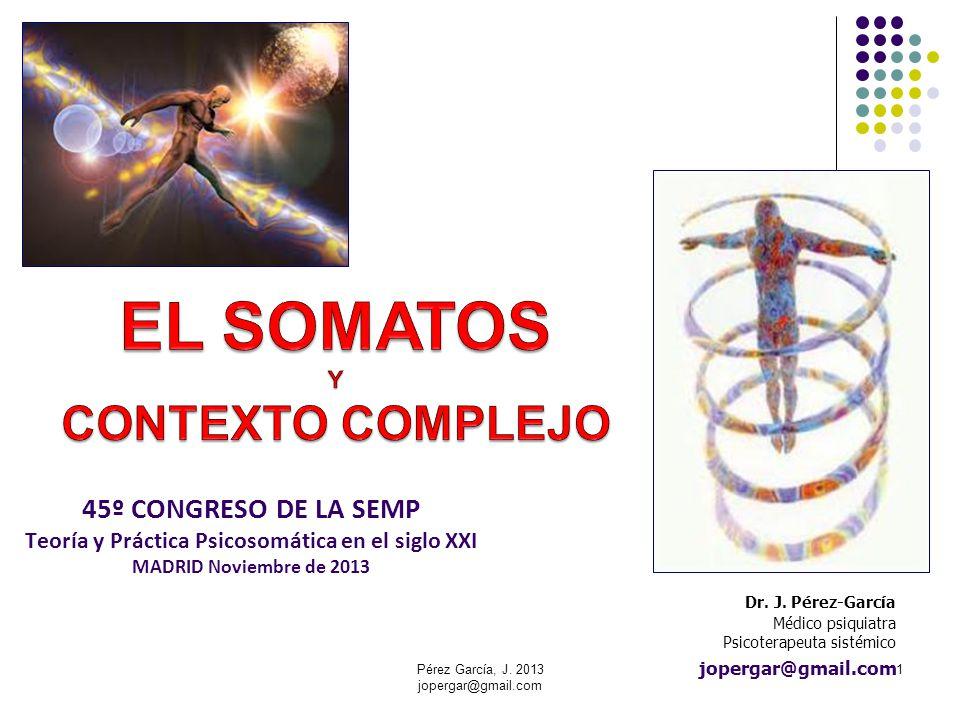 EL SOMATOS Y CONTEXTO COMPLEJO
