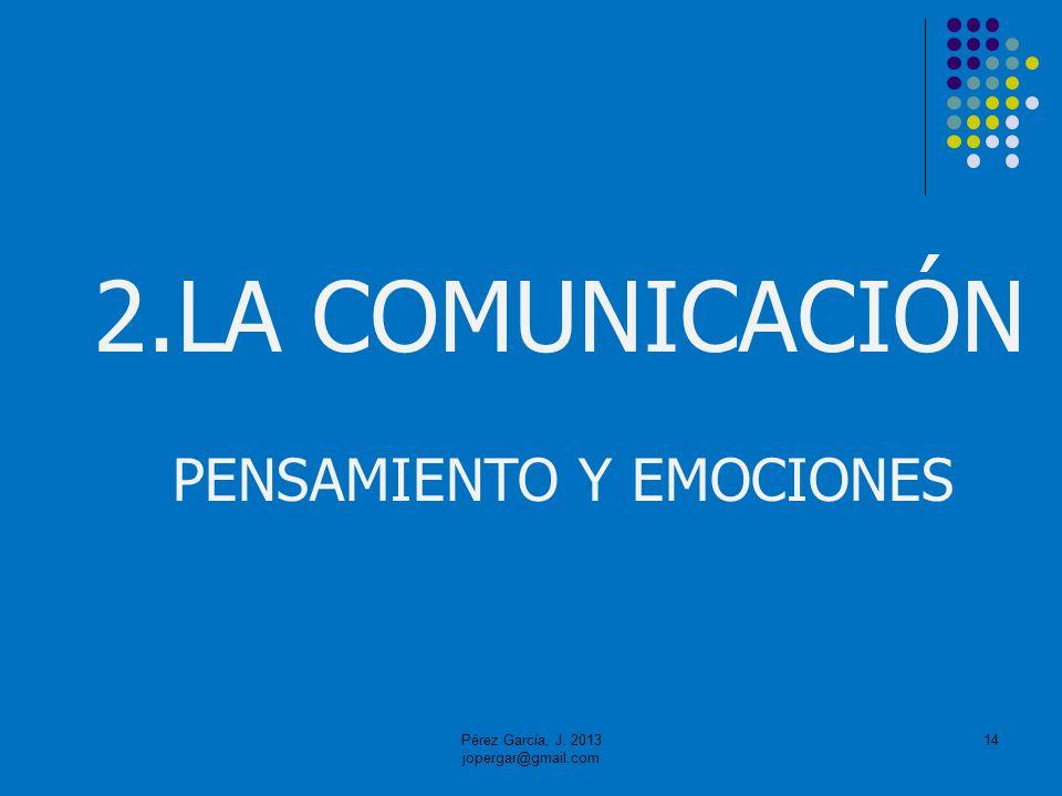 2.LA COMUNICACIÓN PENSAMIENTO Y EMOCIONES