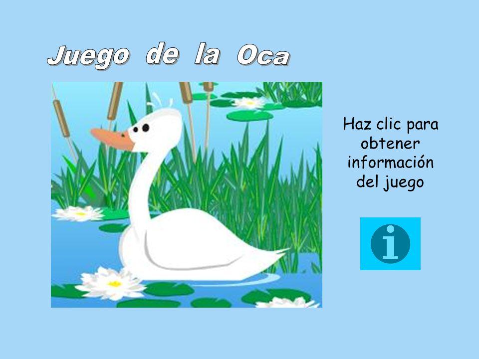 Juego de la Oca Haz clic para obtener información del juego
