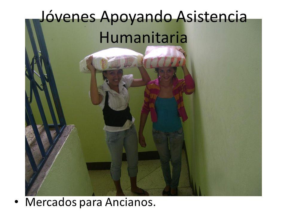 Jóvenes Apoyando Asistencia Humanitaria