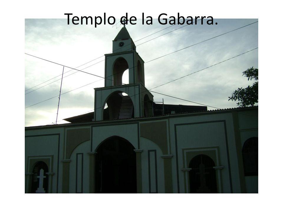 Templo de la Gabarra.