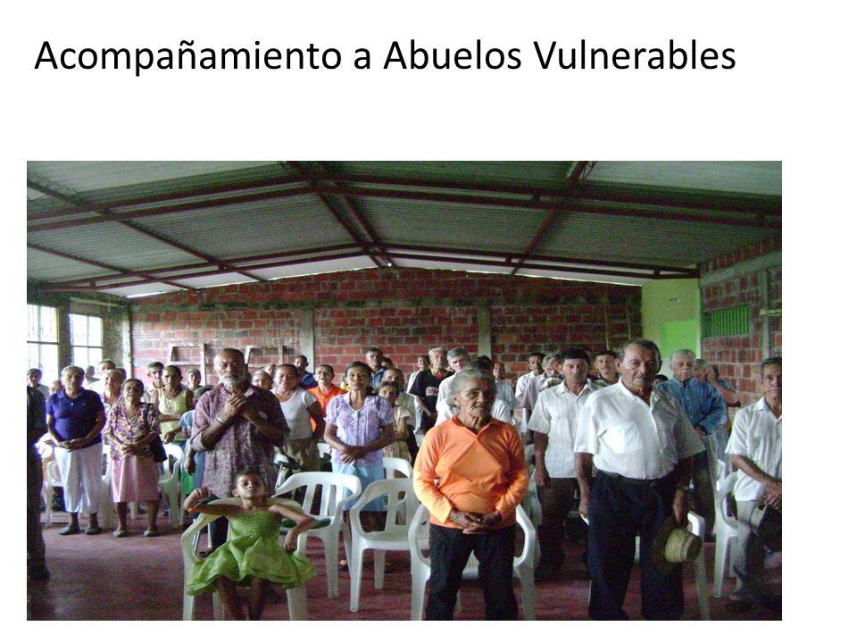 Acompañamiento a Abuelos Vulnerables