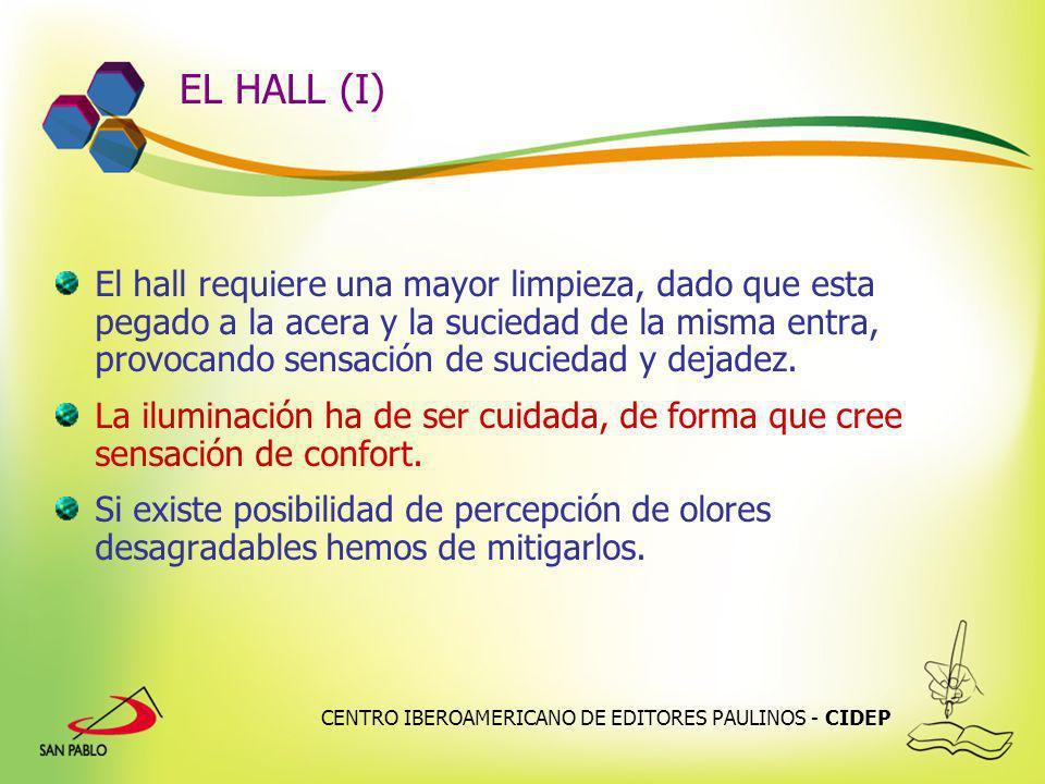 EL HALL (I)