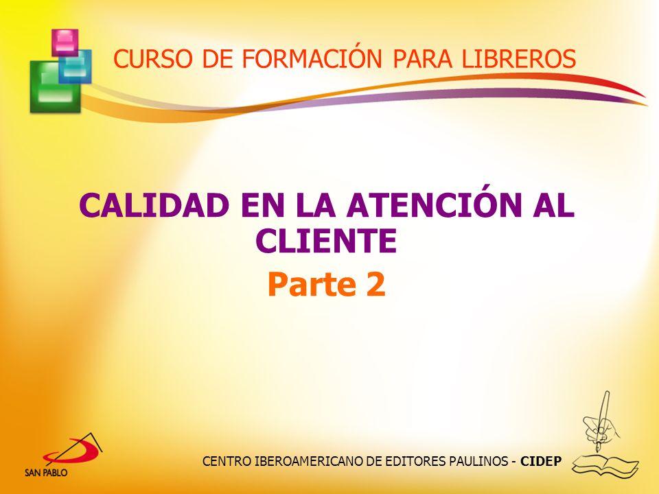 CURSO DE FORMACIÓN PARA LIBREROS