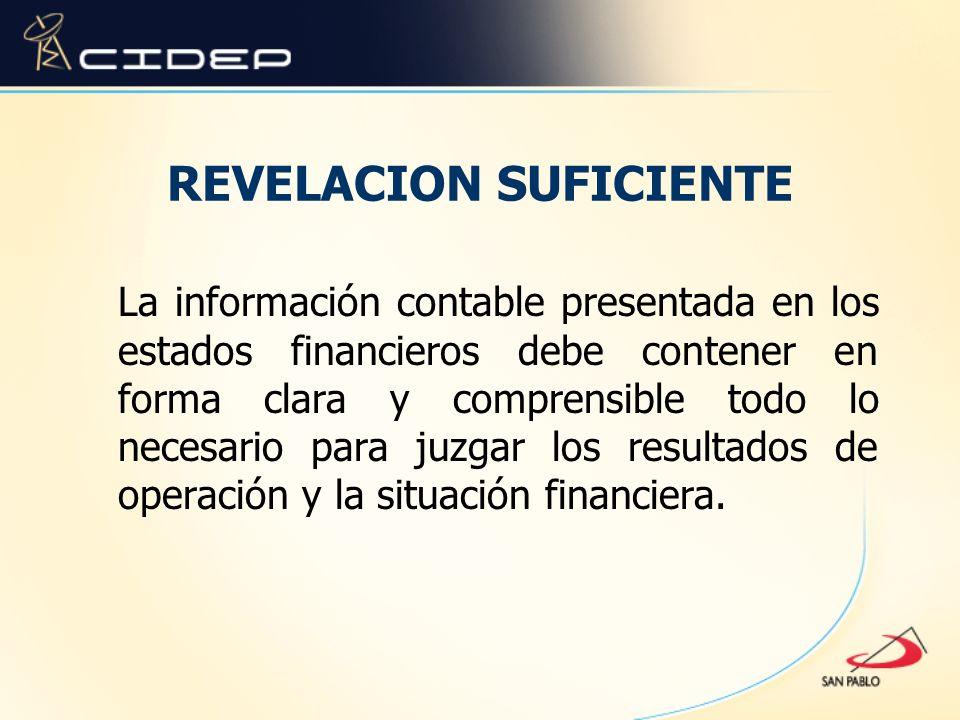 REVELACION SUFICIENTE
