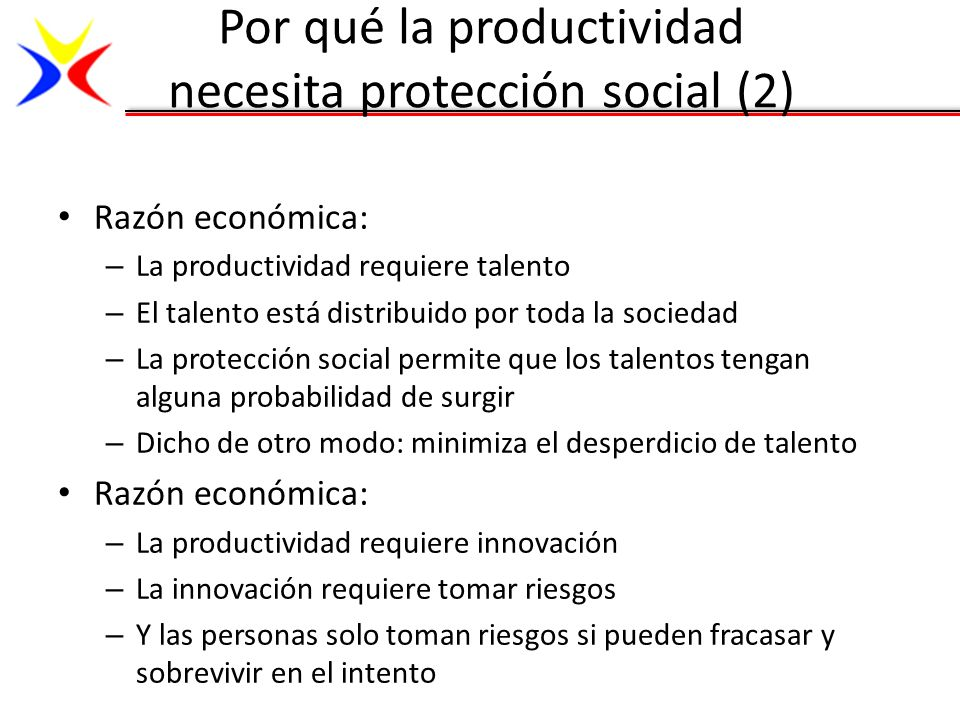 Por qué la productividad necesita protección social (2)