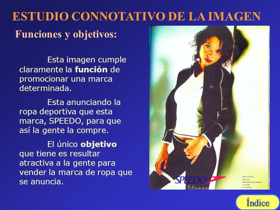 ESTUDIO CONNOTATIVO DE LA IMAGEN