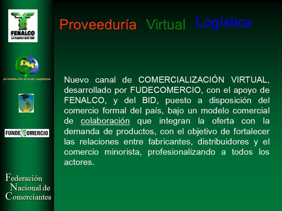 Logística Proveeduría Virtual