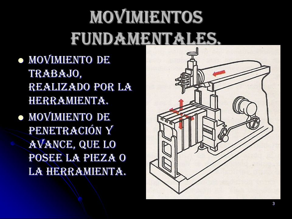 Movimientos Fundamentales.