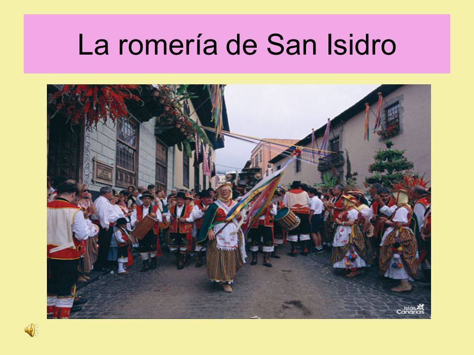 La romería de San Isidro