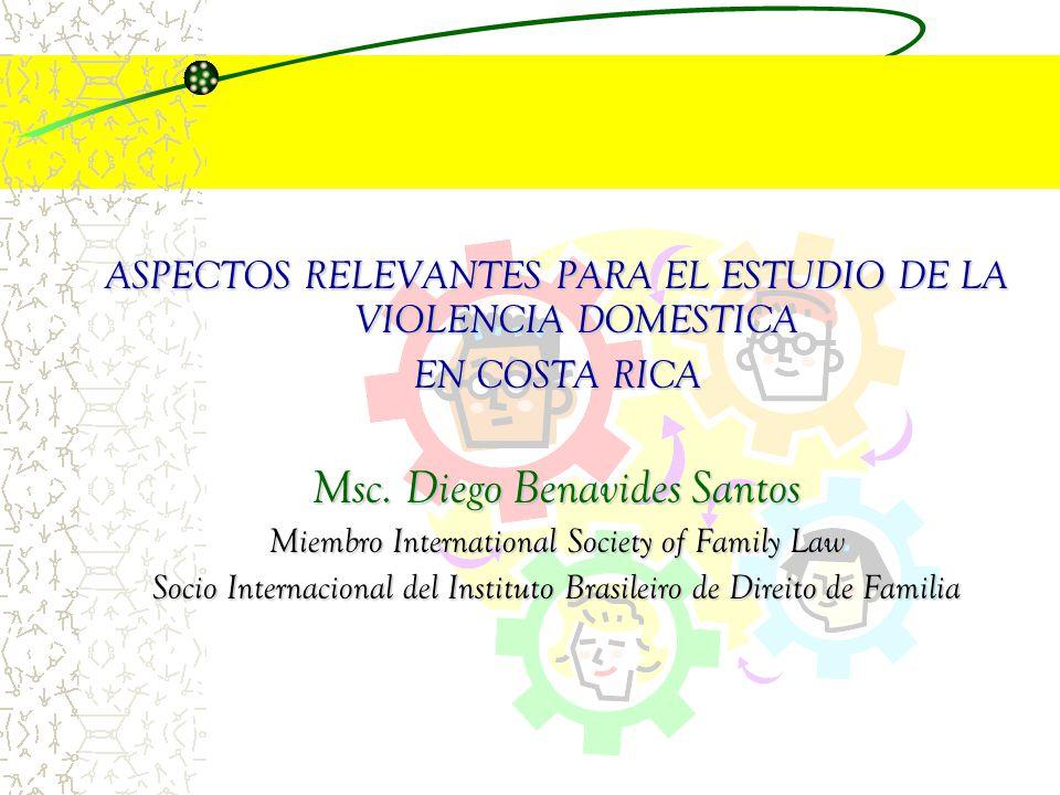Msc. Diego Benavides Santos