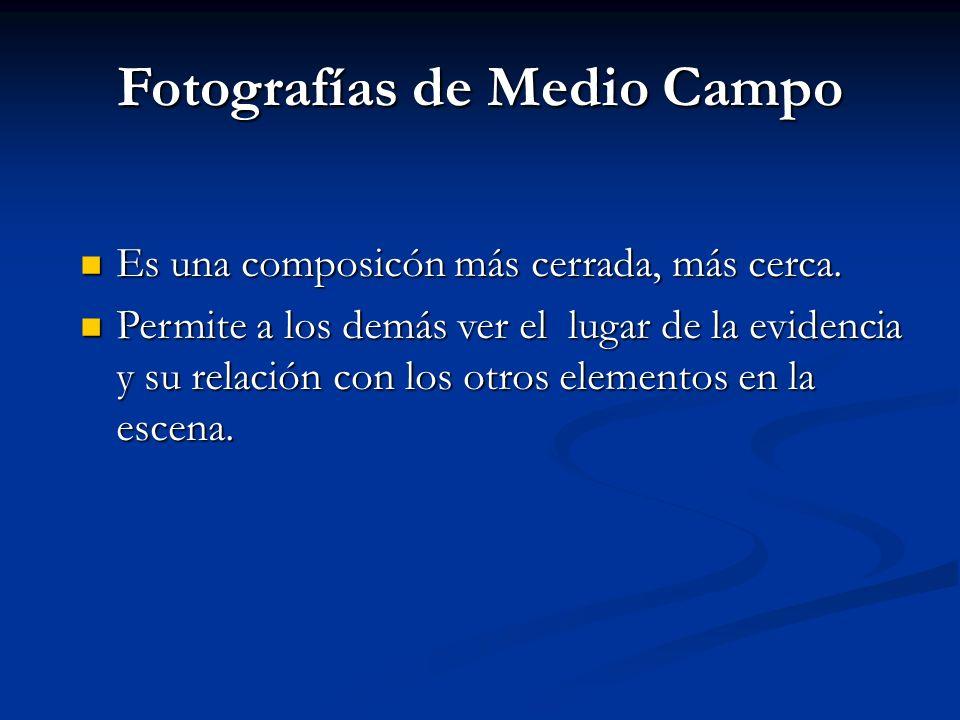 Fotografías de Medio Campo