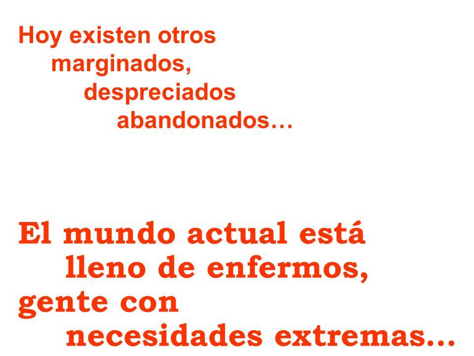 necesidades extremas…