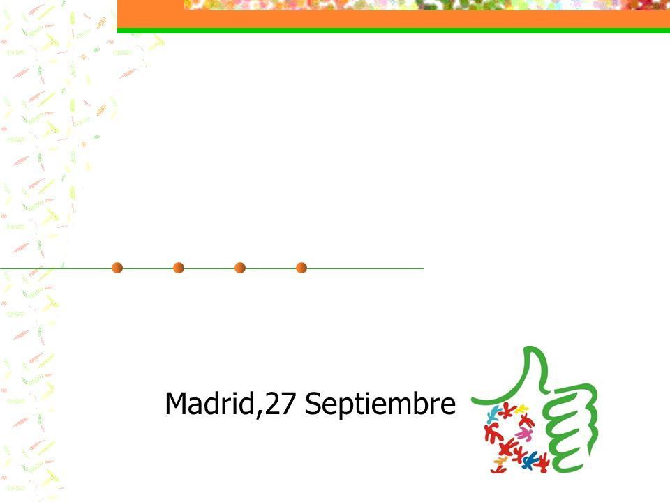 Madrid,27 Septiembre 2011