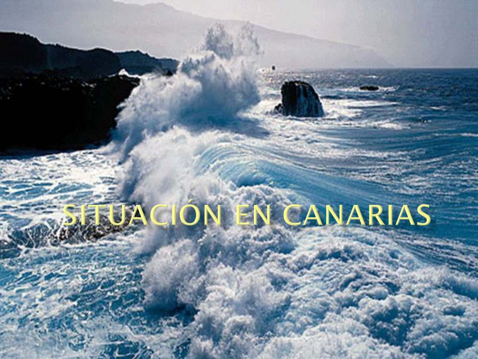 Situación en Canarias