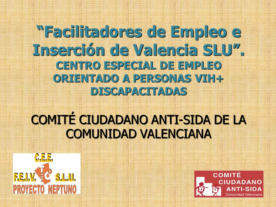 Facilitadores de Empleo e Inserción de Valencia SLU