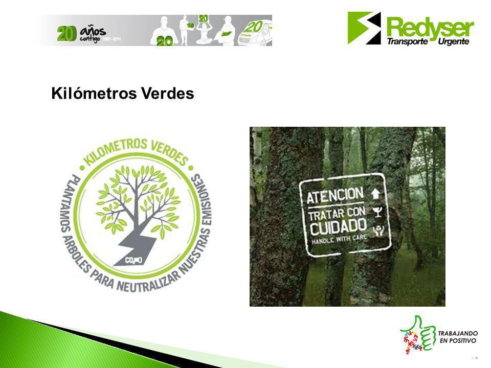 Kilómetros Verdes